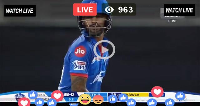 IPL 2021 Live Match Today