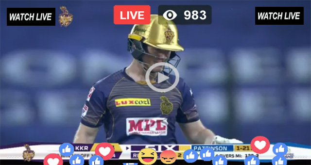 Watch IPL Live Streaming 2021