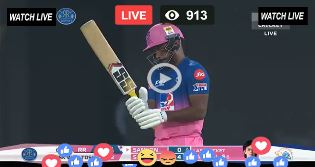 IPL Live Streaming 2021 Today Match Online