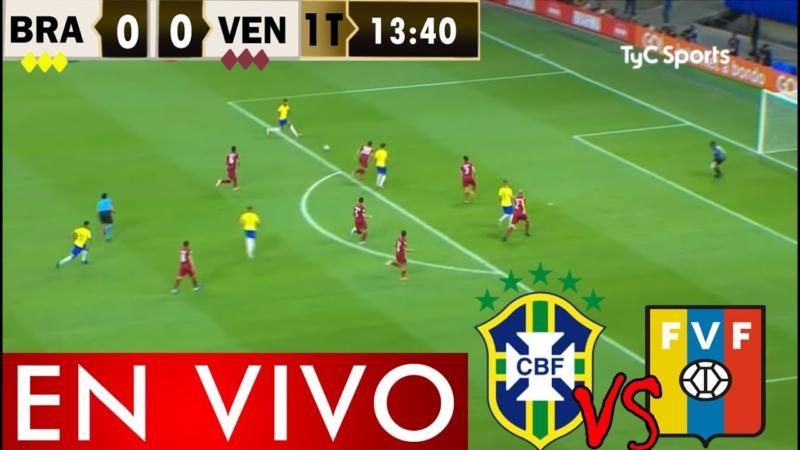 COPA America 2021 Live – Brasil vs Venezuela en vivo