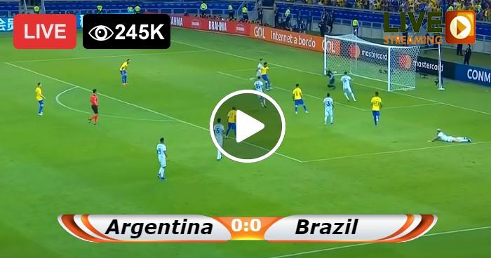 Argentina vs Brasil En Vivo – Copa América 2021 vía DIRECTV