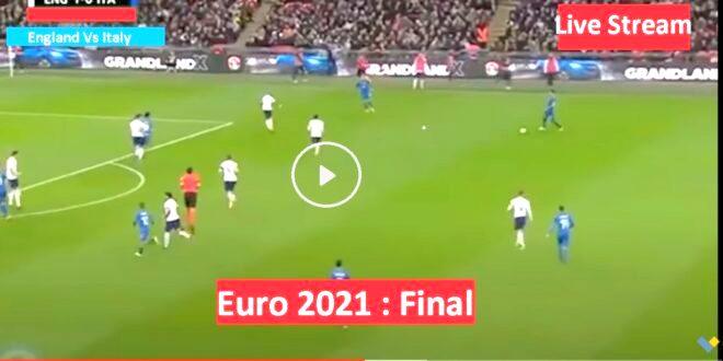 England vs Italy Live Streaming