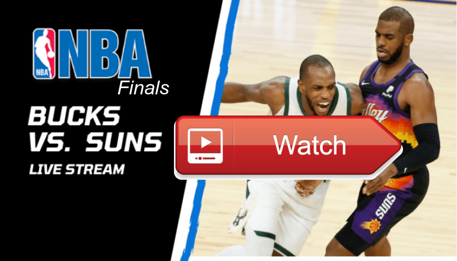 NBA Live Streaming | Bucks vs Suns Live