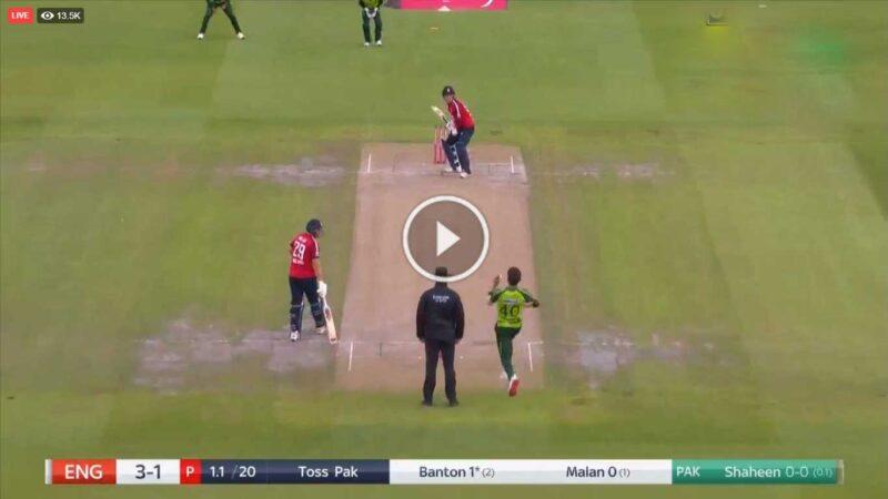 Pak vs Eng 3rd T20 Live Match