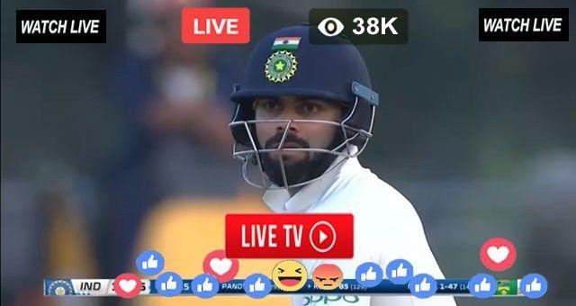 Ind vs Eng Live Cricket Test Match