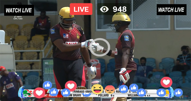 CPL Live Streaming T20