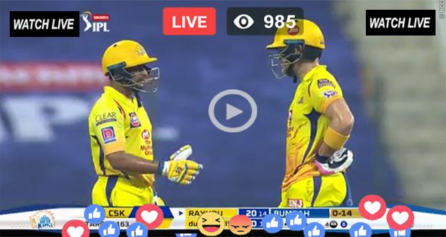 VIVO IPL 2021 Live Final – KKR vs CSK Live Hindi Match